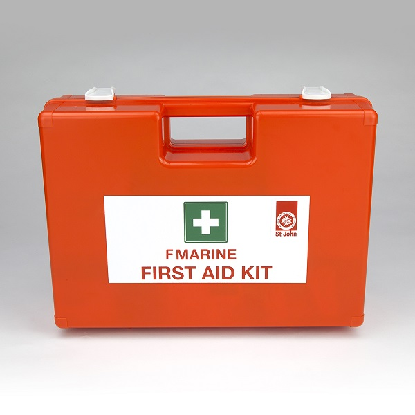 F Scale Marine First Aid Kit Non Medicated St John Ambulance